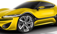 Quantino är elsportbilen med riktigt intressant teknik under skalet