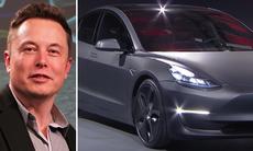 Teslachefens oväntade nyhet: Ska visa ny produkt