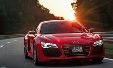 Elsportbilen Audi R8 E-tron skrotas – bara 100 tillverkade
