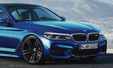 Nästa BMW M5 får fyrhjulsdrift och kan se ut så här
