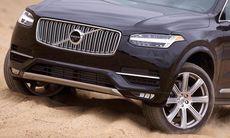 Volvo XC90 underkänd i avgastest – fusk i motorstyrningen?