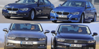 Bensin mot diesel: 22 bilar i test