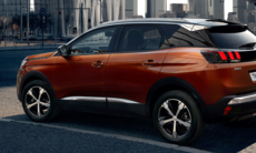 Svenskt pris på snygga Peugeot 3008 SUV