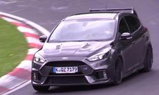 Ford stoppar nya Focus RS500?