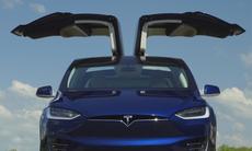 Model X drar ned kvalitetsnivån för Tesla i ny undersökning