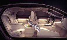 Volvo S90 Excellence uppgraderas med ännu mera lyx och komfort