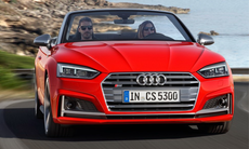 Officiell: Nya Audi A5 Cabriolet får oss att längta till varma sommardagar