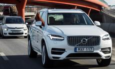 """Volvos knep för att självkörande bilarna inte ska bli """"trollade"""" i trafiken"""
