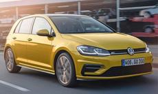 Volkswagen Golf facelift är officiell med flera tekniska nyheter