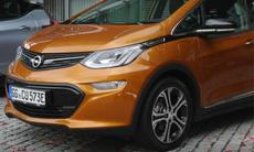 Häng med på provtur i Opel Ampera-e