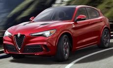 Äntligen officiell: Alfa Romeo Stelvio är den nya suv-modellen