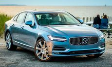 """Volvo S90 i final till """"North American Car of the Year 2017"""""""