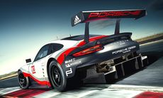 Porsche 911 RSR – den mest extrema 911:an någonsin – med mittmotor