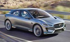 Jaguar I-Pace är företagets första elbil – utmanar Tesla Model X