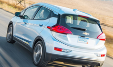 Chevrolet Bolt vinner Motor Trend Car of the Year före Tesla och Volvo