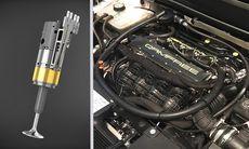 FreeValve-teknik presenteras i körklar Qoros 3 på Guangzhou Motor Show