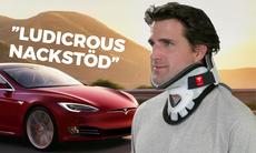 Tesla Model S P100D blir ännu snabbare: 0–60 mph på 2,4 sekunder!