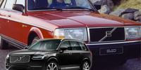 Bullertest: 25 år gammal Volvo 240 är tystare än nya XC90