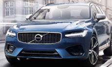 Volvo V90 kan bli Årets Bil – presenteras på Genèvesalongen