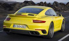 Porsche 911 Turbo S är världens snabbaste bil – kvickare än Bugatti Veyron