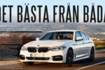 25/2016: Första provkörningen av BMW 5-serien