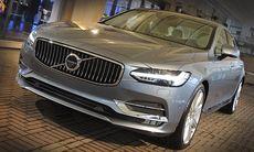 Volvo V90 är finalklar för Årets Bil 2017 – en av sju finalister