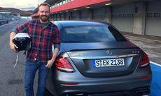 """Vi provkör Mercedes-AMG E 63: """"Så in i bänken snabb!"""""""