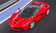Ferrari auktionerade bort 500:e LaFerrari för 65 miljoner kronor