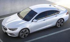 Opel Insignia Grand Sport officiell – alla fakta och bilder om nya bilen