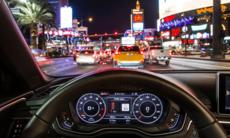Audi kopplar upp bilar mot stadens trafikljusen