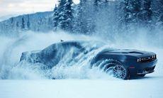 Dodge Challenger GT AWD – första muskelbilen med fyrhjulsdrift