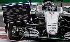 """Mercedes söker F1-förare via ovanlig """"annons"""""""