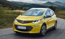 Säljstart för Opel Ampera-e i Norge – elbilen kostar 299.000 kr