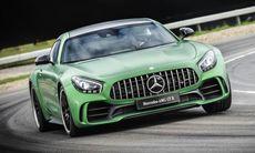 Mercedes-AMG GT R sätter imponerande Ringentid – häng med!
