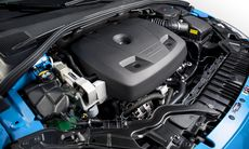 S60 och V60 Polestar får pris för bästa motor
