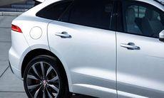 Jaguar Land Rover utvecklar smart teknik som varnar för dörruppslag