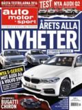 1/2017: Nya BMW 5-serien mot Audi A6 och Volvo S90