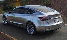 Tesla Model 3: Räckvidd, teknik och laddning – här är alla fakta vi vet idag