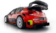 Citroën är tillbaka i rally-VM