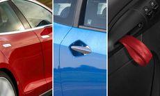 Bilvärldens 10 bästa dörrhandtag – håller du med?