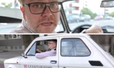 """Ternström: """"Fiat 126p är världens bästa bil"""""""