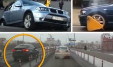 Kolla galna filmen: Är BMW-förare värst i trafiken?