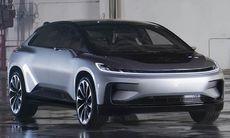 Faraday Future FF 91 äntligen officiell: 0–96 km/h på 2,39 sekunder