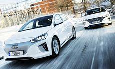 Skrällen: Elbil får högre andrahandsvärde än hybridbil i nytt test