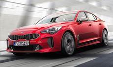 Kia Stinger – ny femdörrars coupé och snabbaste någonsin med V6 Turbo