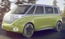 Volkswagen ID Buzz är en smart familjebuss som klarar 60 mil