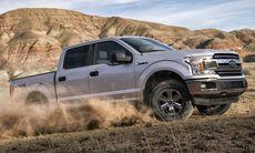 Ford F-150 får ett lyft och V6-dieselmotor – en tjänstebilsdröm?