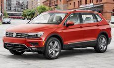Officiell: Volkswagen Tiguan Allspace har plats för sju