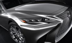 Lexus LS 500 – lyxig premiumsedan med coupékänsla