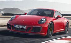 Porsche 911 Carrera GTS får turbo, mer effekt och svenskt pris